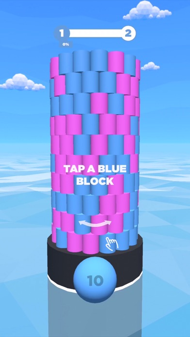 Tower Color screenshot 1
