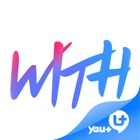 WITH-YOU+国际青年社区,YOU+公寓官方APP icon