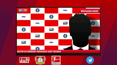 Screenshot for Football Manager 2019 Mobile in Germany App Store