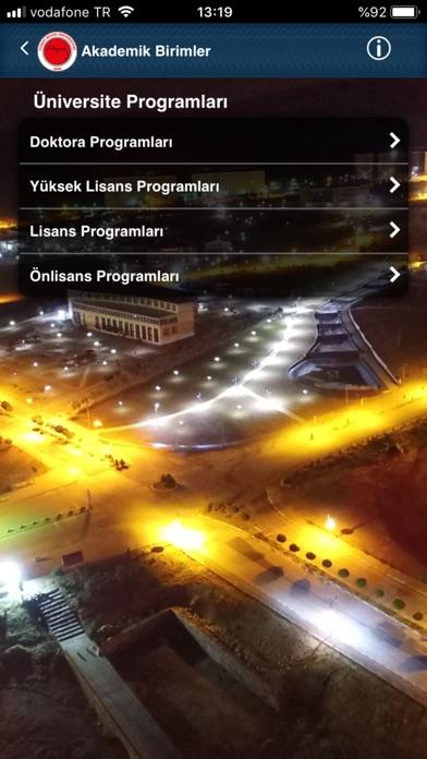 Bozok Üniversitesi app image