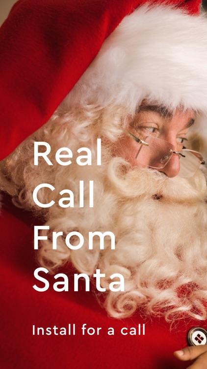 santa claus calls you·