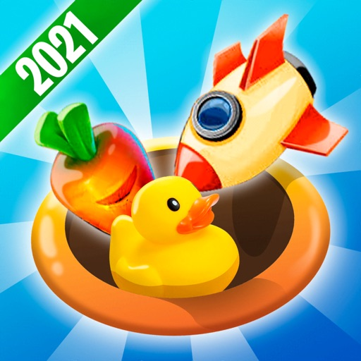 MATCH 3D PUZZLE GAME