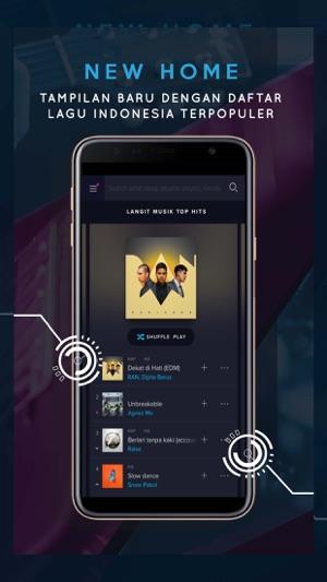 Langitmusik On The App Store