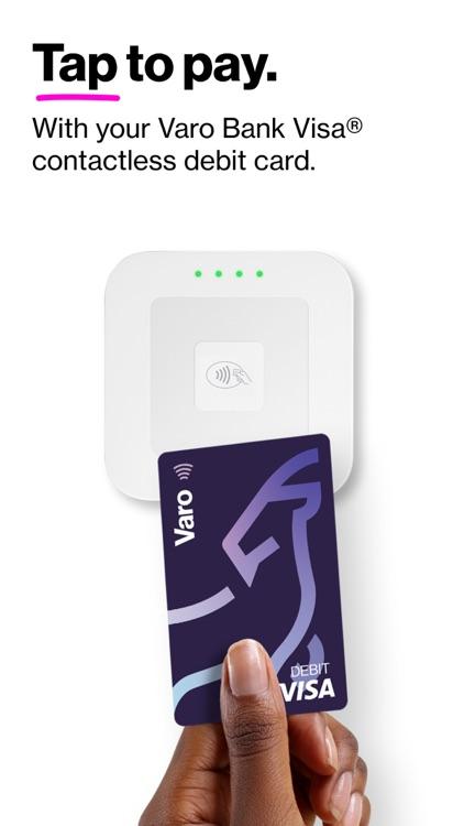 Varo Bank: Mobile Banking screenshot-8