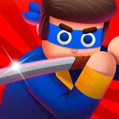 Mr Ninja - Slicey Puzzles