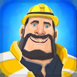 Gold Miner Boss - Idle Clicker