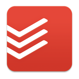 Ícone do app Todoist: To do list e tarefas