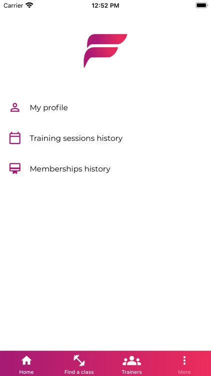 FitGen - My Fitness Trainings screenshot-4