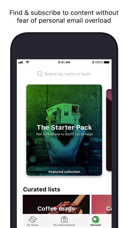 Stoop Inbox screenshot-3
