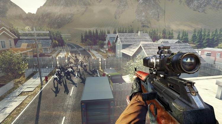 Z War: Rescue The Survival screenshot-3