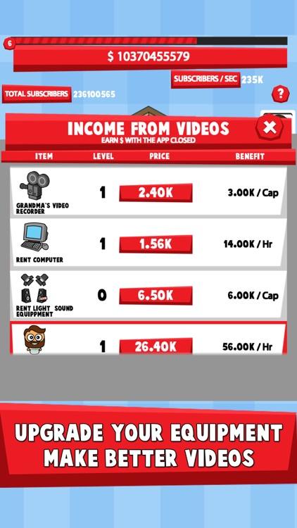 Tube Tycoon Simulator - Tapper screenshot-4