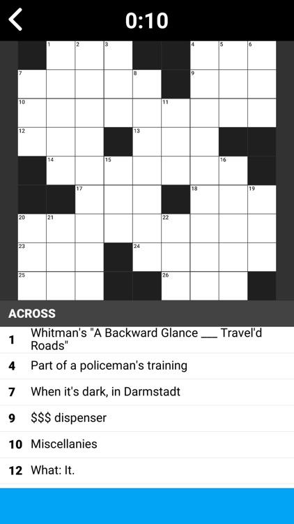 King of Crossword
