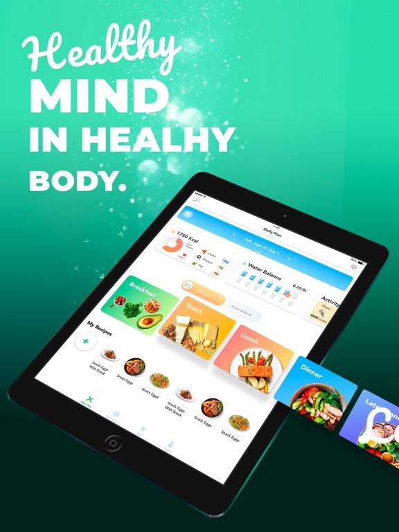 KetoApp - Diet Recipesのおすすめ画像1