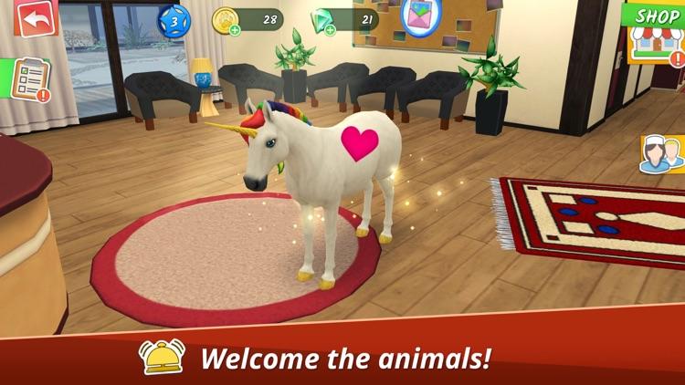 Pet World – My Animal Hospital screenshot-0