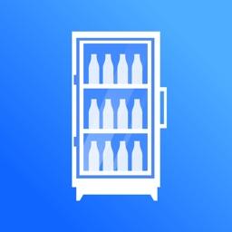 Smart Cooler - オフィス内の自動販売冷蔵庫
