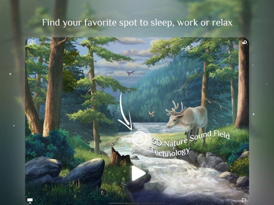 Flowing 2 ~ Sleep Sounds Relaxのおすすめ画像1