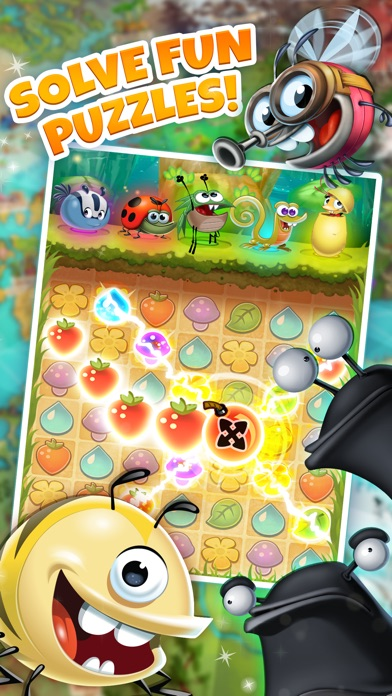 download Best Fiends - Puzzle Adventure