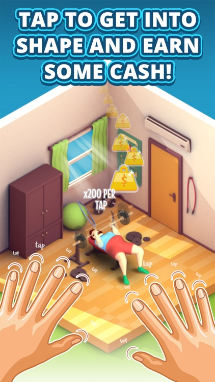 Gym Hero - Idle Clicker Game