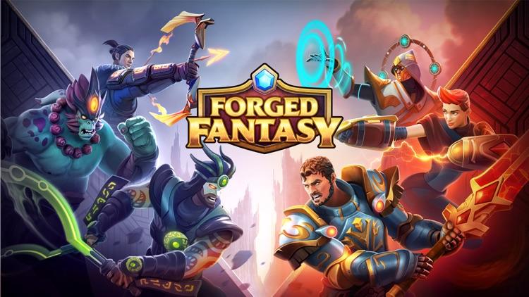Forged Fantasy screenshot-6