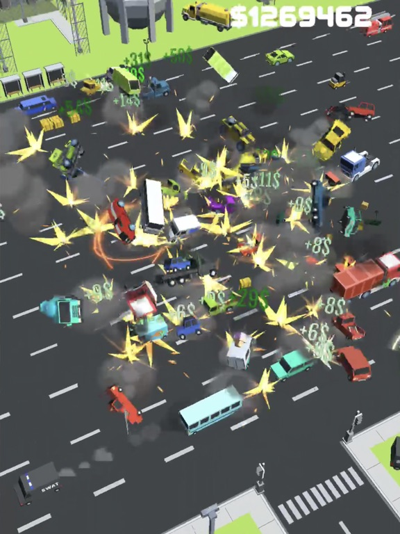 Car Crash! screenshot 10
