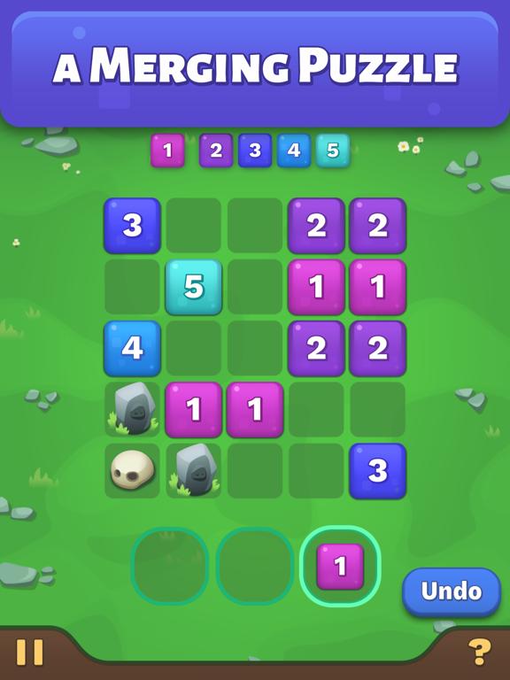 Merge Cube: Puzzle Game screenshot 8