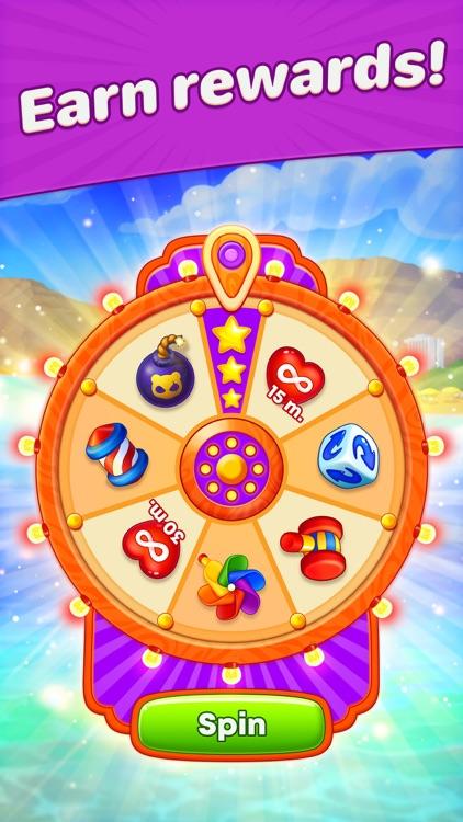 Travel Blast: Puzzle Adventure screenshot-5