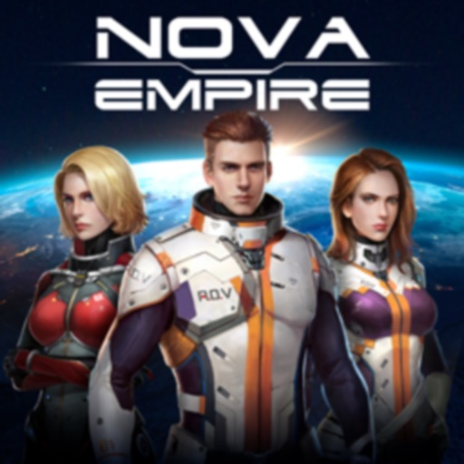 Nova Empire: Space Wars MMO