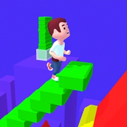 Stacky Run : Stair Race 3D