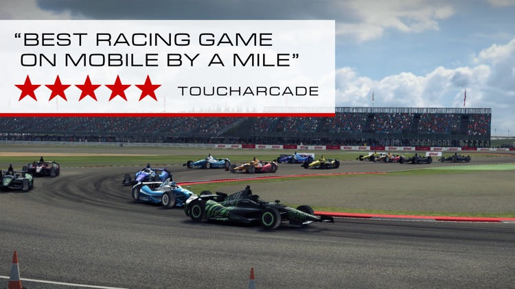 GRID™ Autosport screenshot-6
