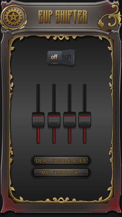 EVP Shifter screenshot 1