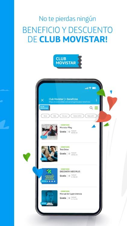 Mi Movistar Argentina screenshot-7