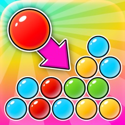 Bouncing Bubbles Shooter