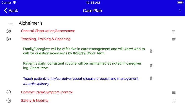 Care Planning Made Easy screenshot-7