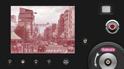 8ミリカメラのスクリーンショット