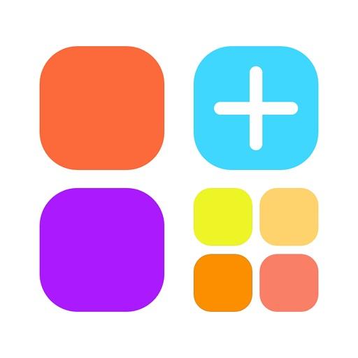 Custom Widget Color Clock