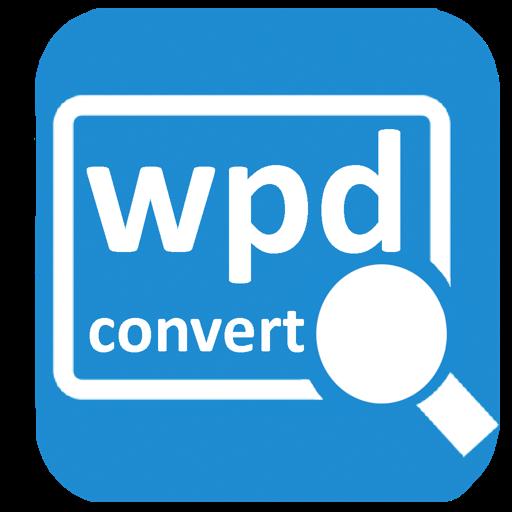 WPD Viewer & WPD Converter