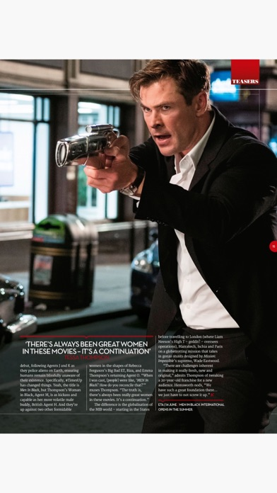 Screenshot for Total Film Magazine in Peru App Store