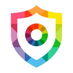 Ícone do app vault foto privado Pro
