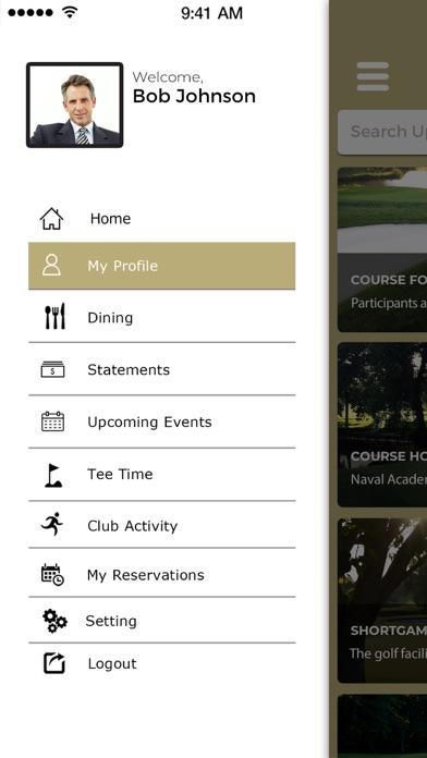 Naval Academy Golf Association 2