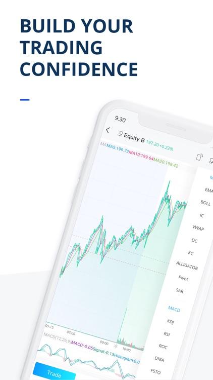 Webull: Investing & Trading screenshot-4