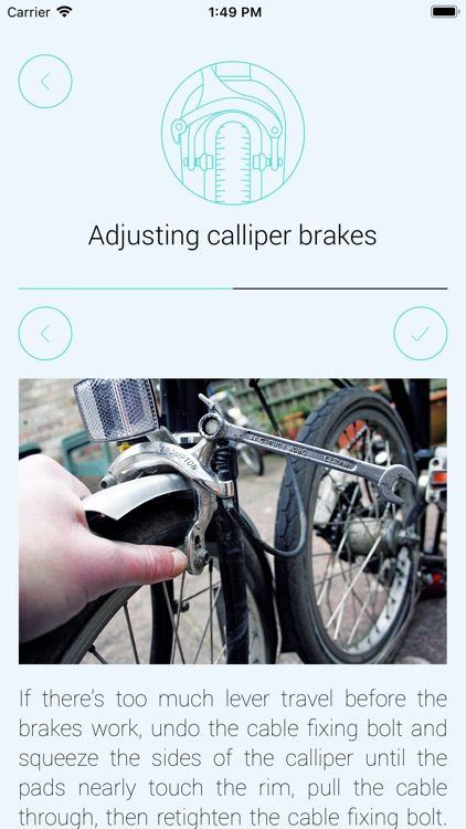 Caring for your bicycle screenshot-7