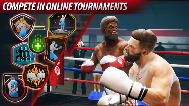 Real Boxing 2: ROCKY screenshot-3