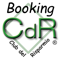 App Icon for CdR Booking App in China IOS App Store