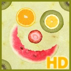 fruit 123 (HD)  - learning numbers and flash card for kids icon
