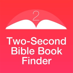 Two-Second Bible Book Finder
