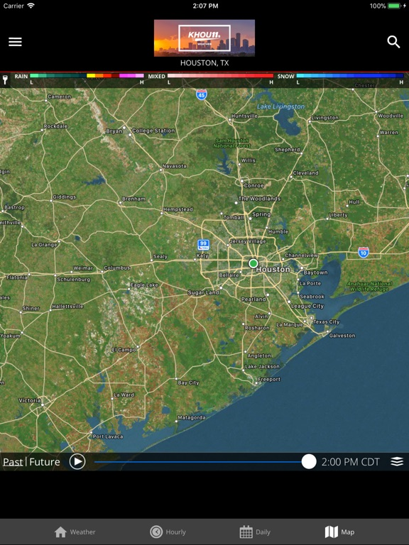 Khou Weather Map.Houston Area Weather From Khou App Price Drops