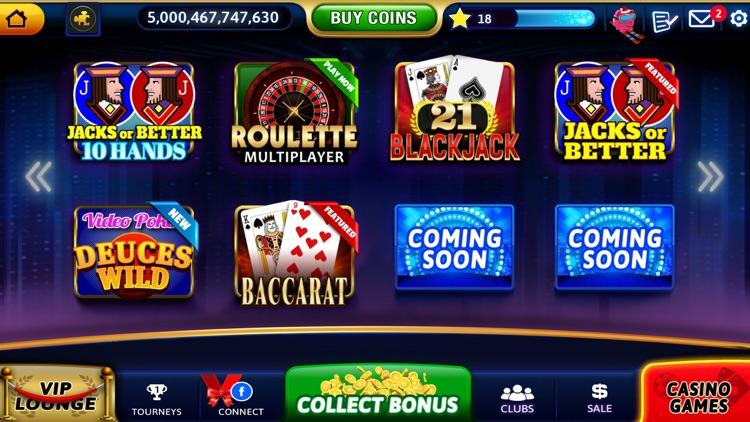 Win Vegas Classic Slots Casino screenshot-5
