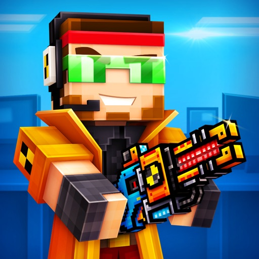 Pixel Gun 3D: Fun PvP Shooter