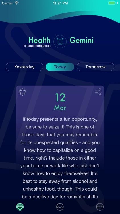 Horoscope for Gemini screenshot-4