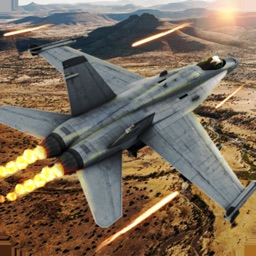 Air Fighter Jet Simulation Pro